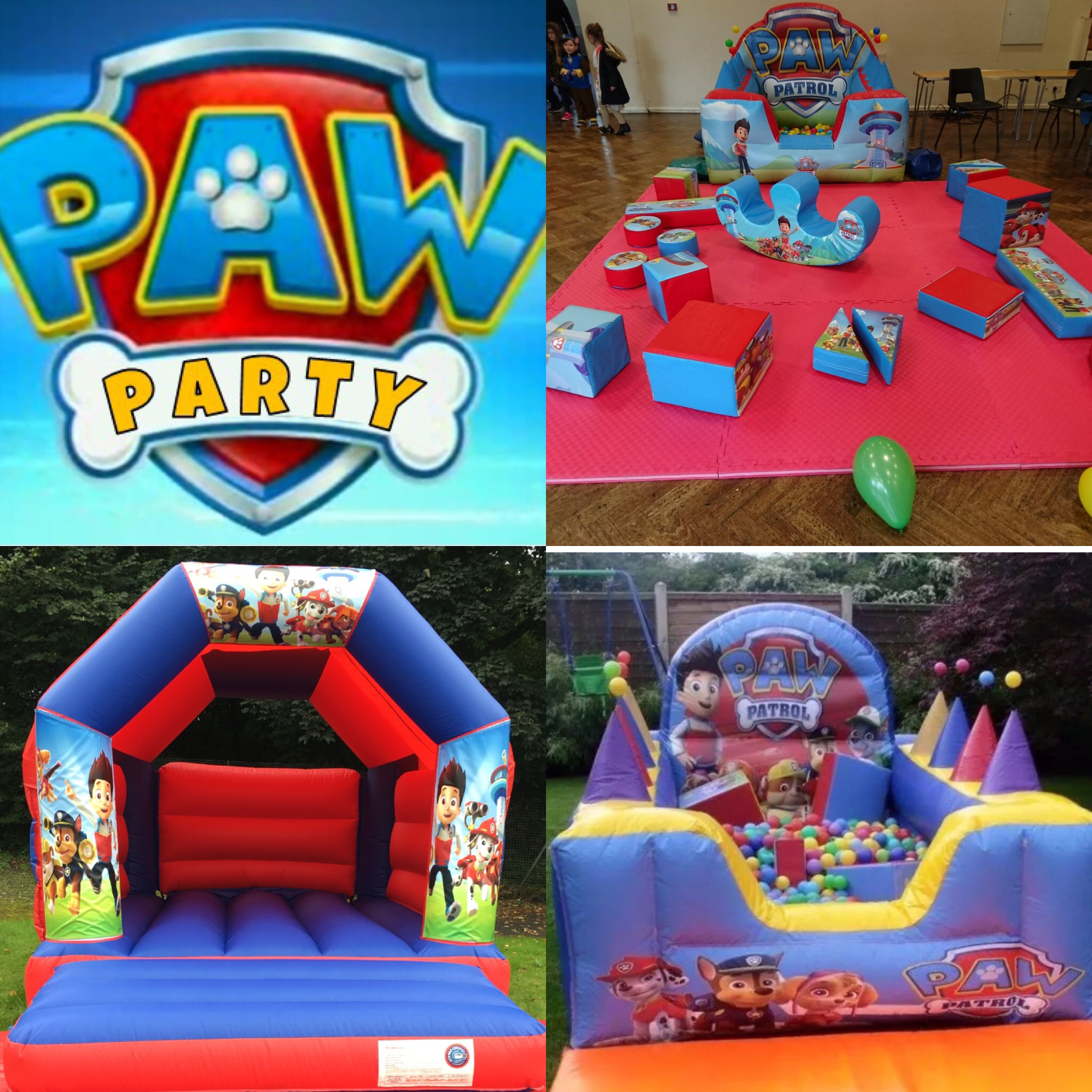 Childrens Party Packages - Pulse Entertainments