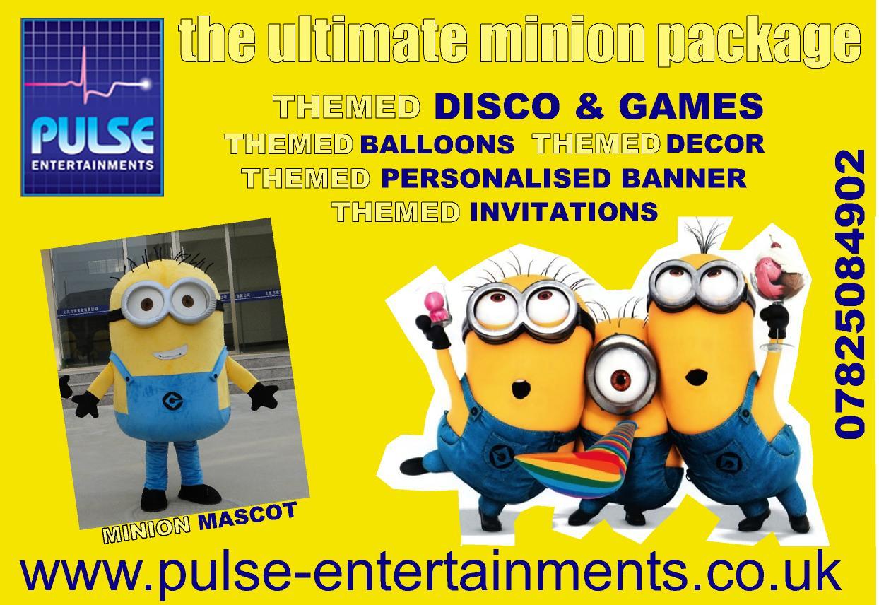 Children\u0027s Entertainer DJ Wigan - Pulse Entertainments - 01942893092