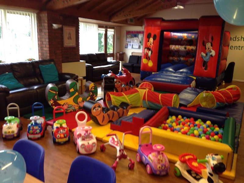 Mickey Mouse and Friends soft play hire