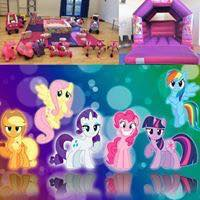 My Little Pony Soft Play Hire - Pulse Entertainments