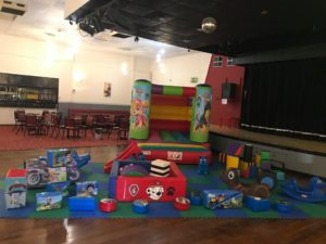 paw patrol themed soft play hire - pulse entertainments