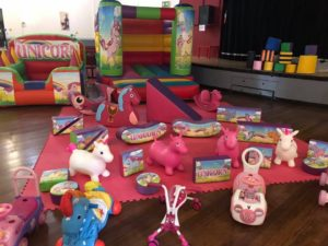 unicorn softplay hire - Pulse entertainments